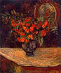 Bouquet - Paul Gauguin 1884.