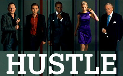 TV series Hustle Advisor and Consultant