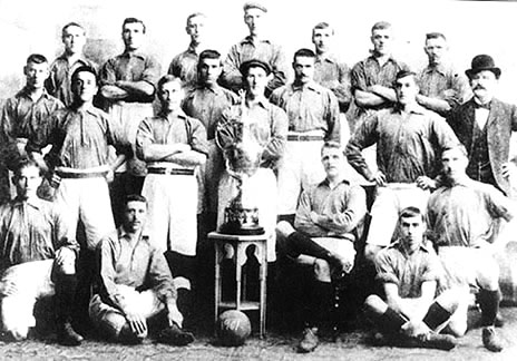 Liverpool Football Club 1900