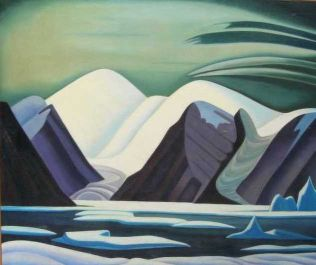 Newly discovered Lawren Harris