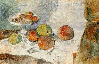 Nature morte au compotier Paul Gauguin