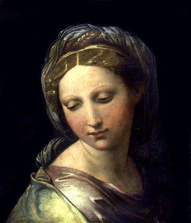 Raphael art authentication