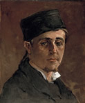 Gauguin Self Portrait