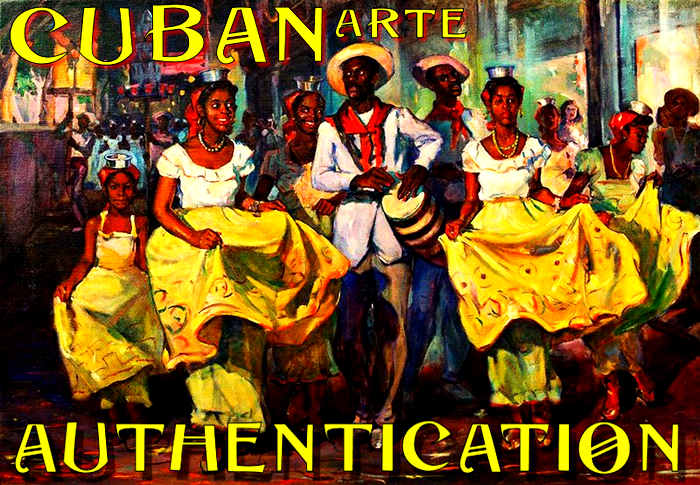 CUBAN ART AUTHENTICATION