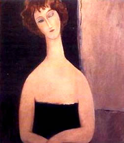 Fake Modigliani by DeHory
