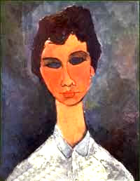 Fake Modigliani artist unknown