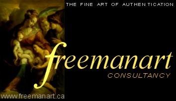 Freemanart Web Page Logo