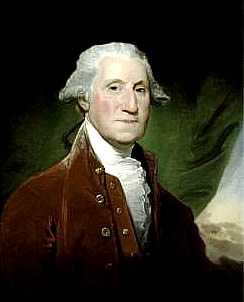 George Washington portrait Gilbert Stuart