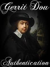 Gerrit Dou Authentication